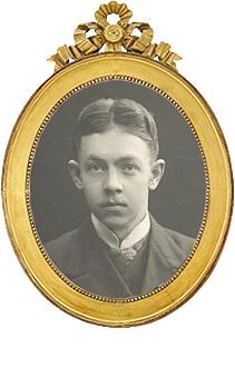 Oskar Österberg 1885-1921, Sveriges Dövhistoriska Sällskap