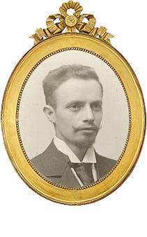 Ruben Rising 1869-1929, Sveriges Dövhistoriska Sällskap